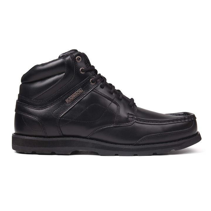 Kangol Harrow Mens Boots - Black