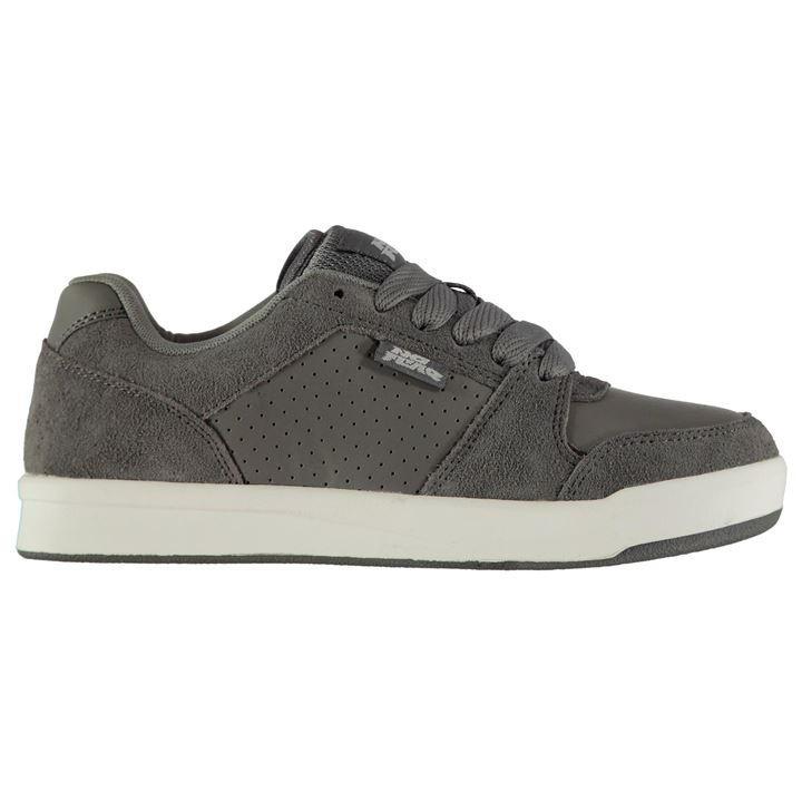 No Fear Shift 2 Skate Shoes Mens - Charcoal