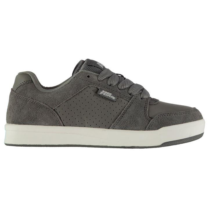 No Fear Shift 2 Skate Shoes Mens - Charcoal