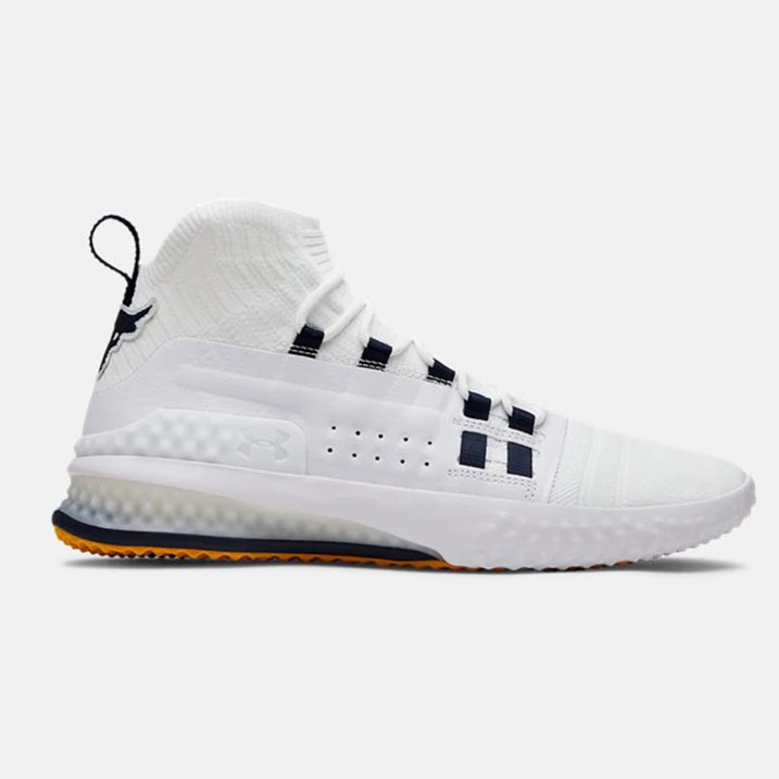 Under Armour Project Rock Shoes - White