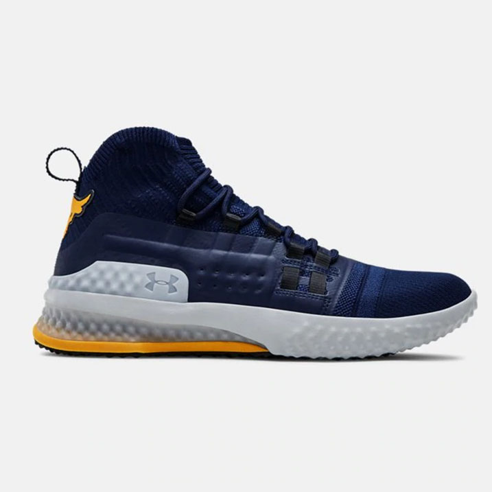 Under Armour Project Rock Shoes - Navy