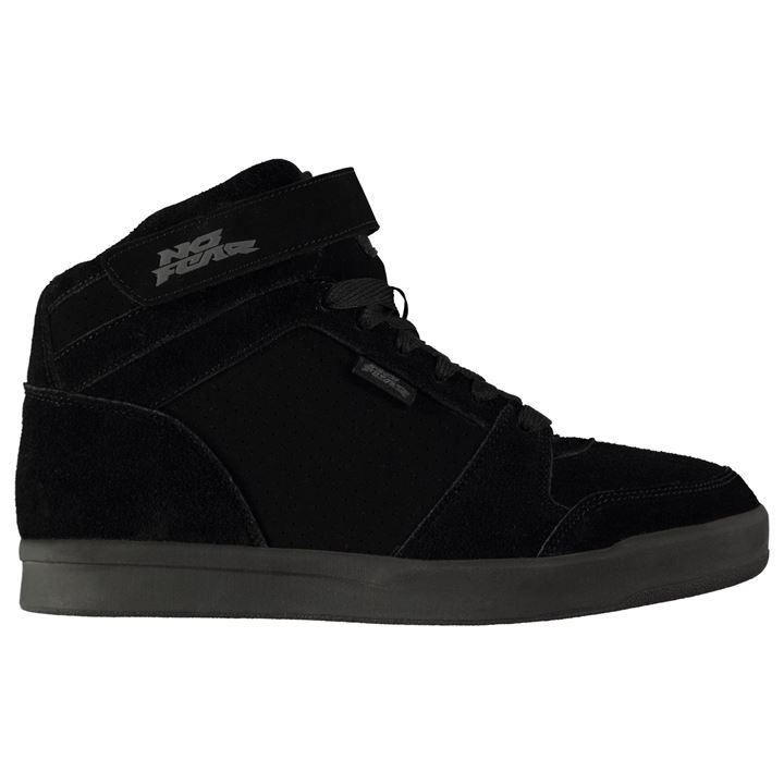 No Fear Elevate 2 Mens Skate Shoes - Black