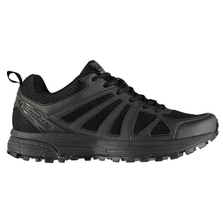 Karrimor Caracal Mens Trail Running - Black Black