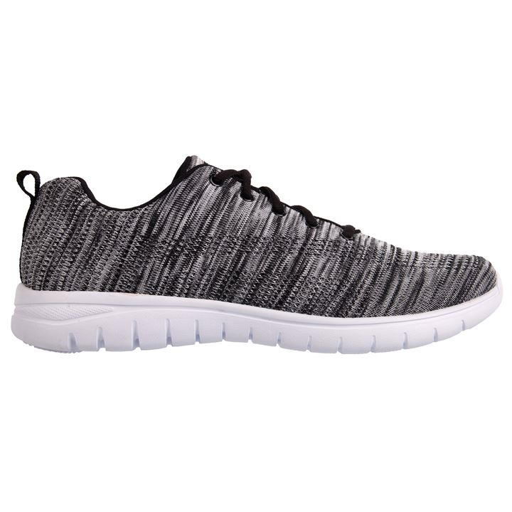 Fabric Flyer Runner Mens Trainers - Black