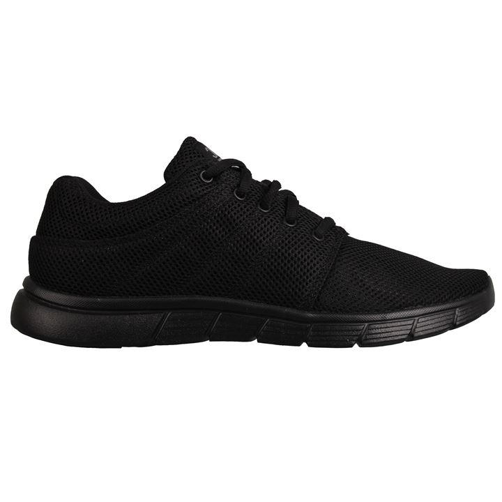 Fabric Reup Runner Trainers - Black Black