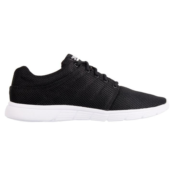 Fabric Reup Runner Trainers - Black White