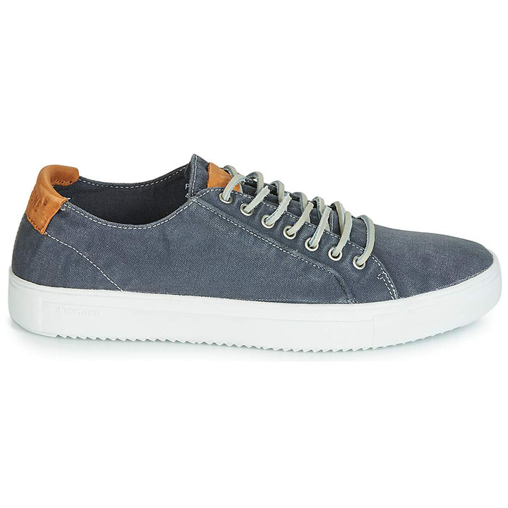 Blackstone PM31 Canvas Low - Indigo
