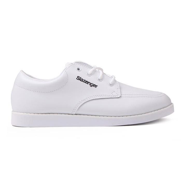 Slazenger Mens Bowls Shoes - White