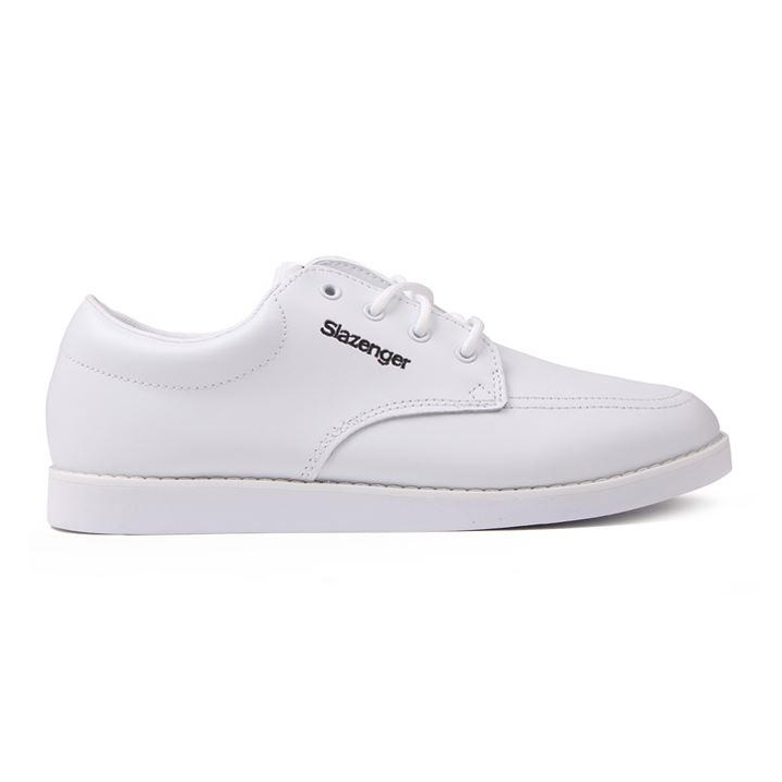 Slazenger Mens Bowls Shoes - White