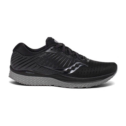 Saucony Mens Guide 13 - Blackout