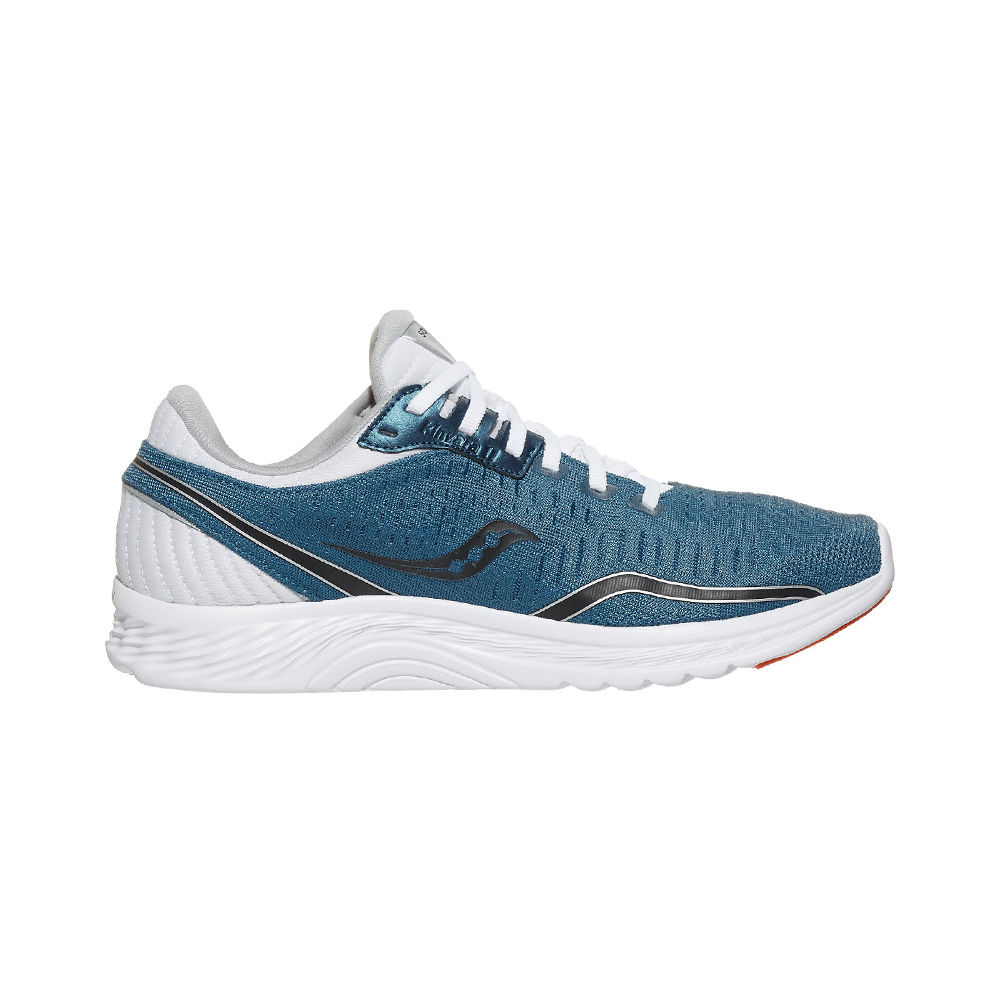 Saucony Mens Kinvara 11 - Blue Black
