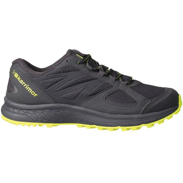 Karrimor Tempo Mens Trail - Grey Lime