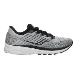 Saucony Ride 13 Mens Shoes - Alloy Black