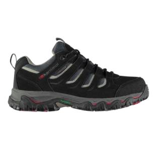 Karrimor Mount Low Mens Walking Shoes - Black
