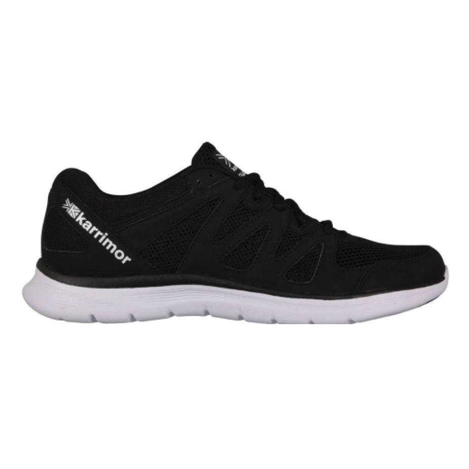 Karrimor Duma Mens Running Shoes - Black White