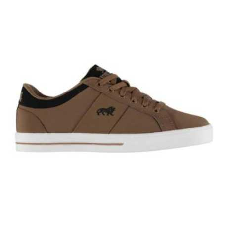 Lonsdale Latimer Mens Trainers - Brown