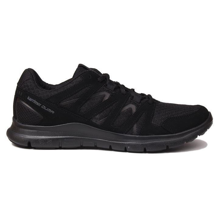 Karrimor Duma Mens Running Shoes - Black Black