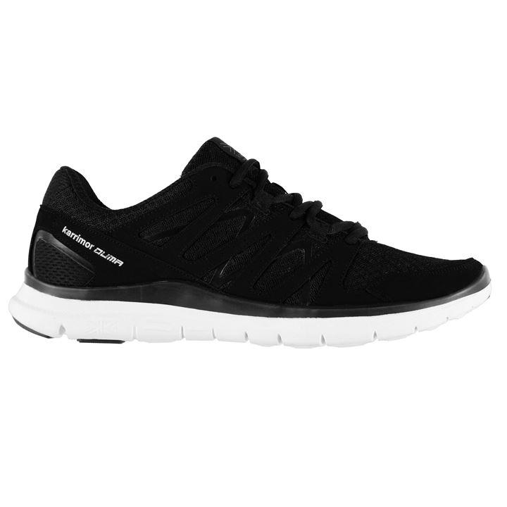 Karrimor Duma Mens Running Shoes - Black Silver