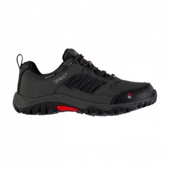 Gelert Horizon Low Waterproof Mens - Charcoal