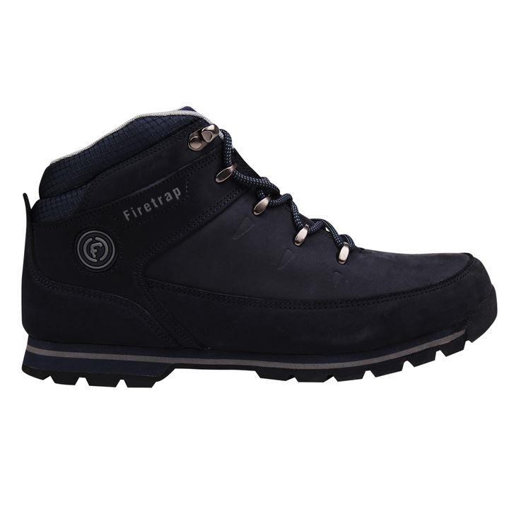 FireTrap Rhino Boots - Navy Grey