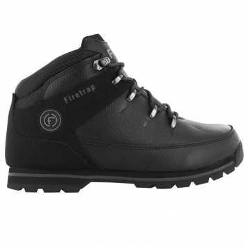 FireTrap Rhino Boots - Black Black