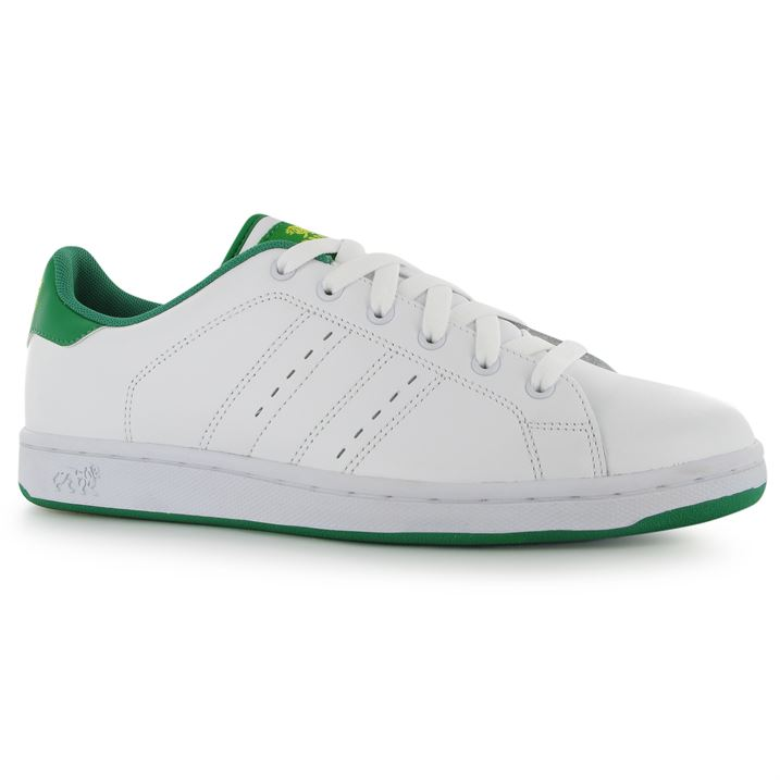 Lonsdale Leyton Lace - White Green