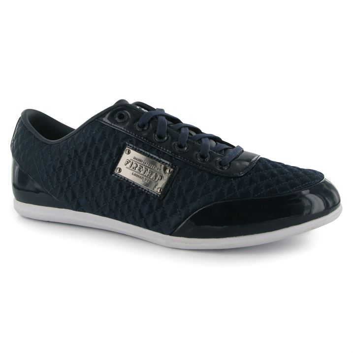 Firetrap Dr Domello Mens Trainers - Navy