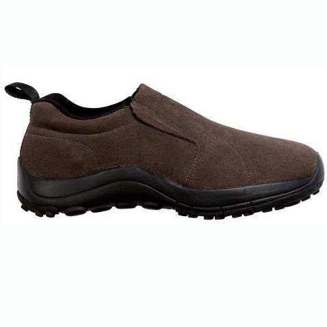 Cotton Traders Lightweight Slip-on - Brown