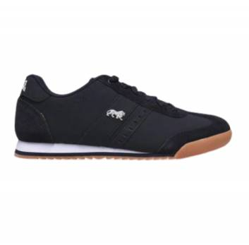 Lonsdale Lambo Mens Trainers - Navy