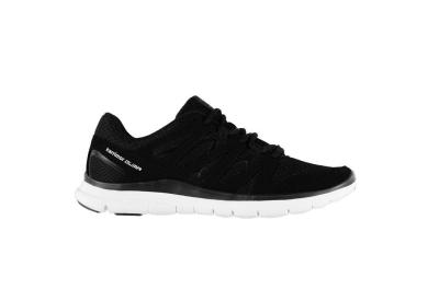 Karrimor Duma Mens Running Shoes - Black Silver
