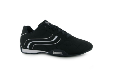 Lonsdale Camden Mens Trainers - Navy White