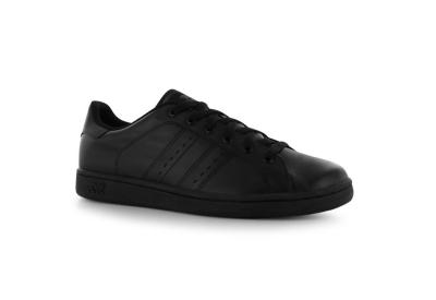 Lonsdale Leyton Lace - Black Black